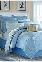 Prescot Queen Comforter Set 92-in. x 88-in.