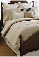 Broadmoore Camel Pillow 12-in x 16-in.