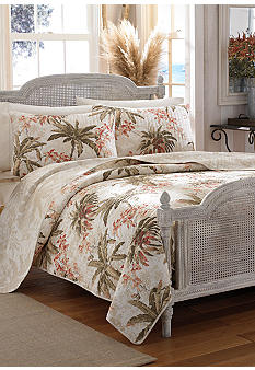 Tommy Bahama Bonny Cove Quilt Collection