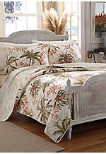 Coconut White Bonny Cove Full/Queen Quilt - 90-in. x 90-in.