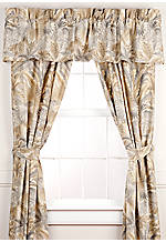 Bahamian Breeze Valance 18-in. x 86-in.