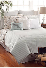 Surfside Stripe King Comforter Set