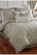 Montauk Drifter Green King Comforter Set 96-in. x 110-in.
