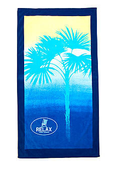 Tommy Bahama Ombre Palm Beach Towel
