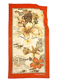 Tommy Bahama Hawaiian Islands Beach Towel