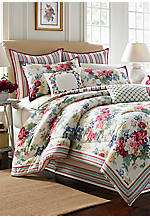 Laura Ashley Melinda Bedding Collection - Online Only