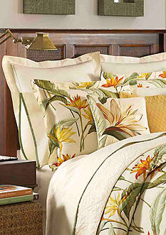 Tommy Bahama BIRDS OF PARADISE EURO SHAM