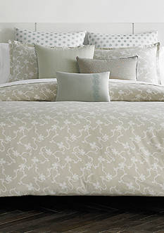 Vera Wang VW FREESIA KING DUVET SET