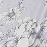 Floral Bedding: Blue Laura Ashley LA DELPHINE EURO SHAM DS