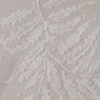 Laura Ashley Bed & Bath Sale: Neutral Laura Ashley LA BRACKEN LEAF QUEEN SHEET SET DS