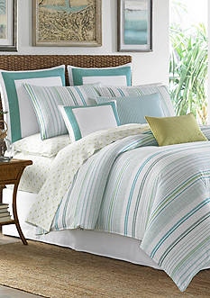 Tommy Bahama LA SCALA BRZ CAL KING 4PC COMFORTER SET