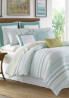 Tommy Bahama LA SCALA BRZ FULL/QUEEN OPEN STOCK DUVET COVER