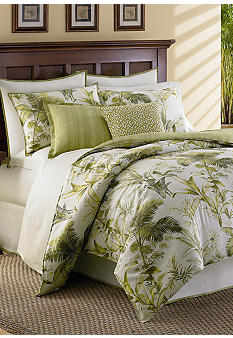 Island Botanical Bedding Collection