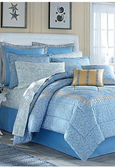 Laura Ashley Prescot 4-piece Bedding Collection - Online Only