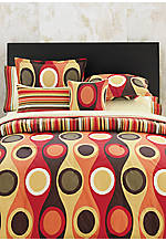 Retro Radar King Duvet Set 88-in. x 10-in.