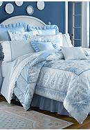 Laura Ashley Sophia 4-piece Bedding Collection - Online Only
