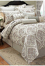 Kerrigan King Comforter Set 110-in. x 96-in. with Shams 20-in. x 36-in.