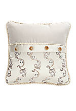 Kerrigan Square Decorative Pillow 18-in. x 18-in.