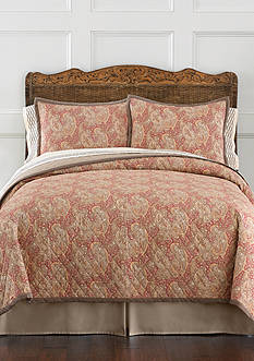 Waterford SONATA KG QUILT RED