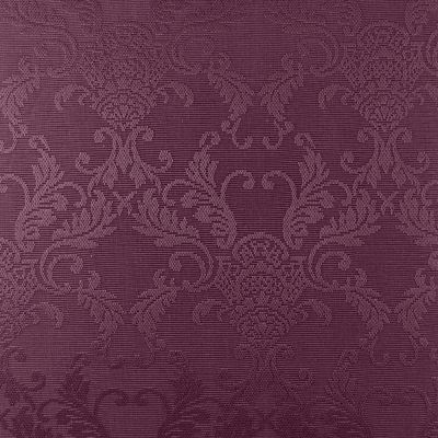 Solid Bedding: Aubergine Waterford ASHBOURNE KG QLT AUB