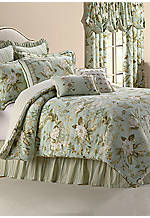 Grandiflora King Comforter Set 110-in. x 96-in. with Shams 20-in. x 26-in.