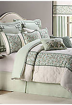 Susannah King Comforter Set 110-in. x 96-in. with Shams 20-in. x 36-in.