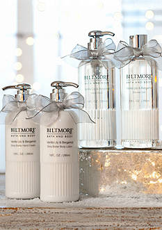Biltmore® Bath & Body Vanilla Lily & Bergamot Collection