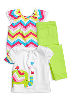 Mix & Match Chevron Collection Toddler Girls