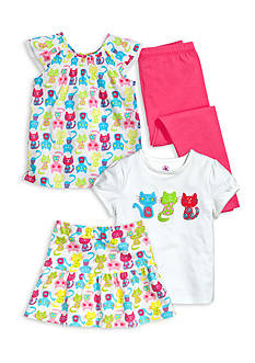Mix & Match Cat Collection Toddler Girls