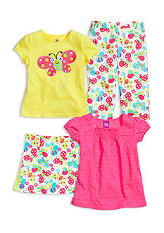 Mix & Match Silly Bug Collection Toddler Girls