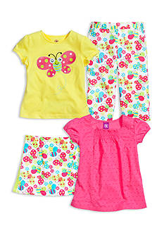 Mix & Match Silly Bug Collection Girls 4-6x
