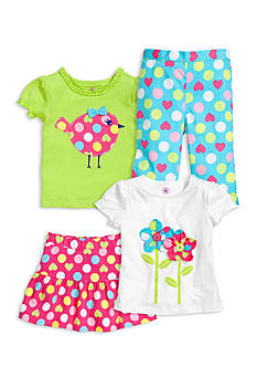 Mix & Match Polka Dots Collection Girls 4-6x
