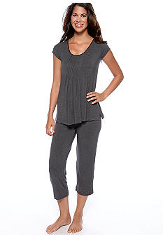 DKNY Seven Easy Pieces Top & Seven Easy Pieces Capri Pant