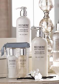 Biltmore® Bath & Body Vanilla Jasmine Collection