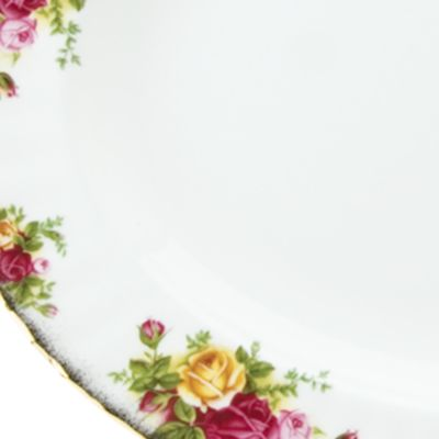 Gold China: Floral Royal Albert OCR A/P BOWL