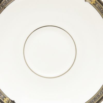 For the Home: Platinum Banded Sale: Cobalt Lenox Vintage Jewel Dinner Plate