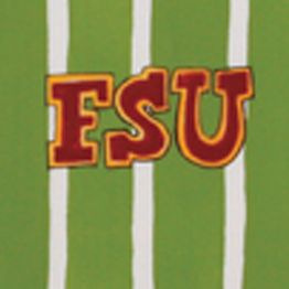 Magnolia Lane For The Home Sale: Florida State University Magnolia Lane Collegiate Stadium Tray