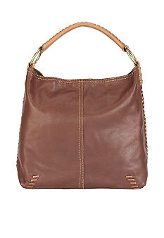 Lucky Brand Handbags Medium Leather Slouch Hobo - Belk.com