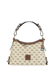 Dooney & Bourke Quilt Small Slouch Hobo - Belk.com