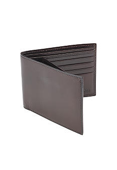Bosca 'Accessories in Leather' Continental ID Wallet