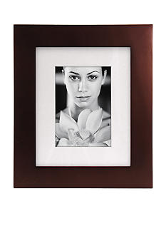 Malden Manhattan Walnut 5x7 Frame