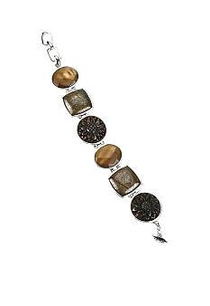 Barse Carved Bone Bracelet - Belk.com