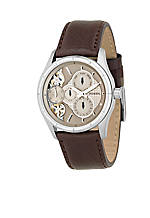Fossil Men's Twist Brown Strap