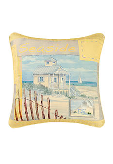 C&F Seaside Decorative Pillow