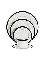 Formal Affair Saucer Plate