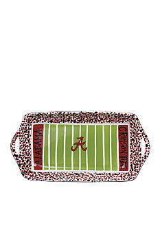 Alabama Crimson Tide Stadium Tray