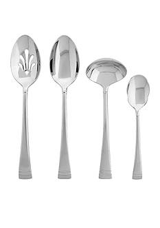 Lenox Federal Platinum Frost 4-Piece Hostess Set