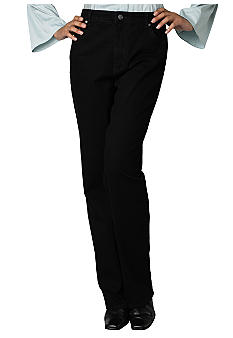 Kim Rogers® Five Pocket Easy Fit Denim Pant