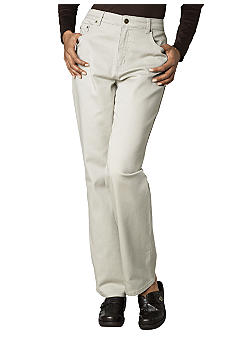 Kim Rogers Five Pocket Easy Fit Twill Pant