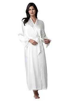 Jones New York Satino Wrap Robe